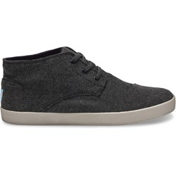 Toms Men's Paseo Mid Novelty Textile Sneaker