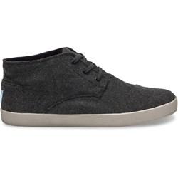 Toms Men's Paseo Mid Novelty Textile Sneaker