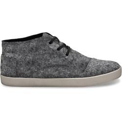 Toms Men's Paseo Mid Wool Sneaker
