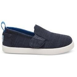 Toms Tiny Avalon Cotton Slip-On