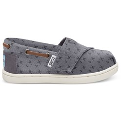 Toms Tiny Bimini Canvas Printed Espadrille