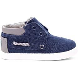 Toms Tiny Bimini High Burlap Sneaker