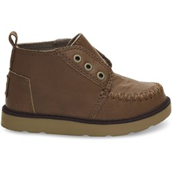 Toms Tiny Chukka Synthetic Leather Boot