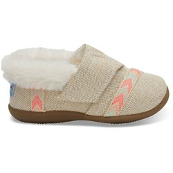Toms Tiny House Slipper Burlap Slipper