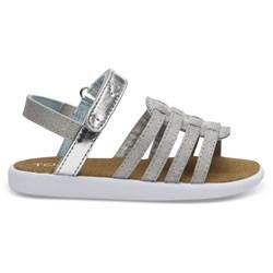 Toms Tiny Huarache Linen Sandal