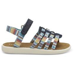 Toms Tiny Huarache Novelty Textile Sandal