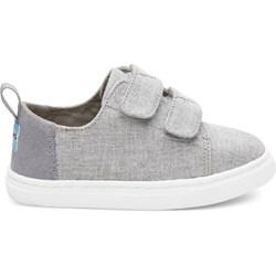 Toms Tiny Lenny Denim Chambray Sneaker