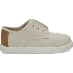 Toms Tiny Paseo Burlap Sneaker