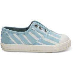 Toms Tiny Zuma Canvas Printed Sneaker