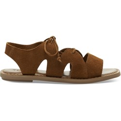 Toms Women's Calipso Suede Sandal