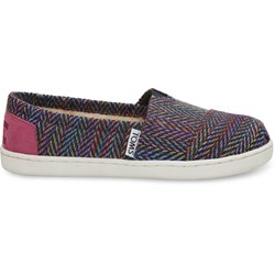 Toms Youth Alpargata Wool Espadrille