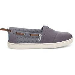 Toms Youth Bimini Canvas Printed Espadrille