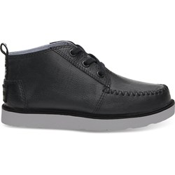 Toms Youth Chukka Synthetic Leather Boot