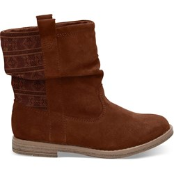 Toms Youth Laurel Suede Boot