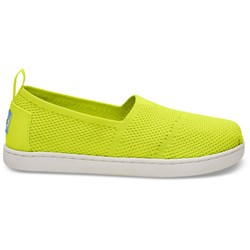 Toms Youth Knit Alpargata Mesh Espadrille