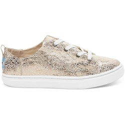 Toms Youth Lenny Novelty Textile Sneaker
