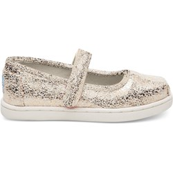 Toms Tiny Mary Jane Novelty Textile Flat