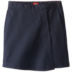 Dickies - KT512 Girl's Faux Wrap Skort (Sizes 7-16)