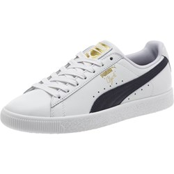 Puma - Mens Clyde Core L Foil Sneakers