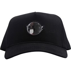 Pink Dolphin - Mens Metallic Ghost Snapback Hat