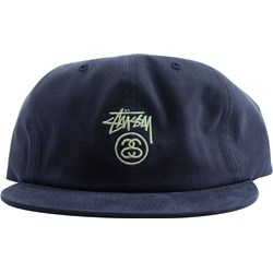 Stussy Mens Small Stock Lock Strapback Hat