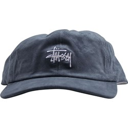 Stussy Mens Microfiber Low Pro Hat