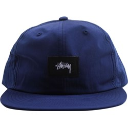 Stussy Mens Stock Label Strapback Hat