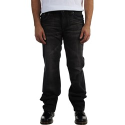 Moss Cooper Slubby Denim Jeans in Avign by Affliction Clothing