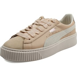 Puma - Womens Puma Platform Up Platform Shoes