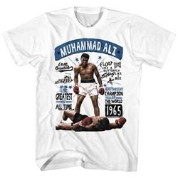 Muhammad Ali - Mens Liveinvegas T-Shirt