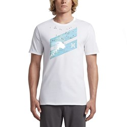 Hurley Men's Icon Slash Lineup T-Shirt