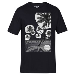 Hurley  Men's Piece Together Paradise T-Shirt