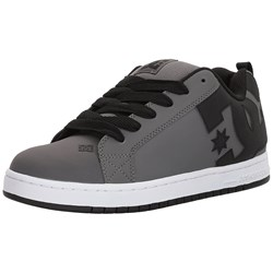 DC- Young Mens Court Graffik Lowtop Shoes