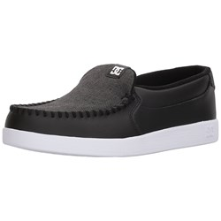 DC Men's Villain Textile Skate Shoe