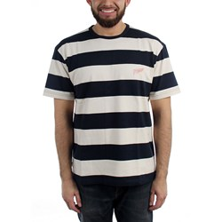 10 Deep - Mens Sound & Fury Stripe T-Shirt