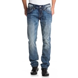Rock Revival - Mens Tomshi A208 Straight Jeans