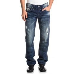 Rock Revival - Mens Jerru J202 Straight Jeans