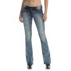 Rock Revival - Womens Hetty B201 Bootcut Jeans