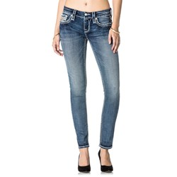 Rock Revival - Womens Boris S502 Skinny Jeans
