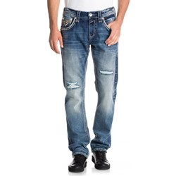 Rock Revival - Mens Tripp J205 Straight Jeans