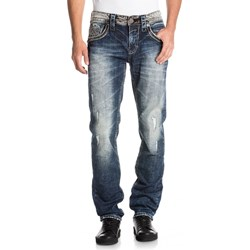 Rock Revival - Mens Vino A206 Alt Straight Jeans