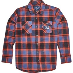 Fox - Boys Traildust Long Sleeve Woven Shirt