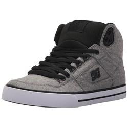 DC- Young Mens Spartan High Wc Tx Se Hi Top Shoes