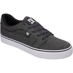 DC- Young Mens Anvil Tx Se Lowtop Shoes