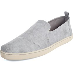 Toms Women's Deconstructed Alpargata Twill Slip-On