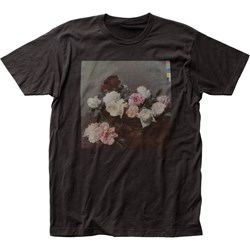 New Order - Mens PCL No Title Jersey T-Shirt