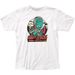 Mars Attacks - Mens Since 1962 Jersey T-Shirt