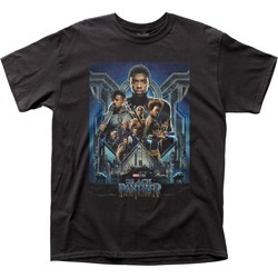 Black Panther - Mens Poster T-Shirt