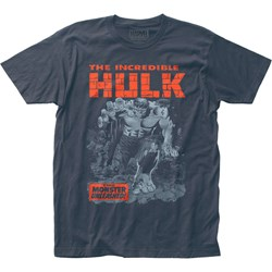 The Incredible Hulk - Mens Breakthrough Jersey T-Shirt