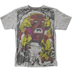 Mangog - Mens Mangog Jersey T-Shirt